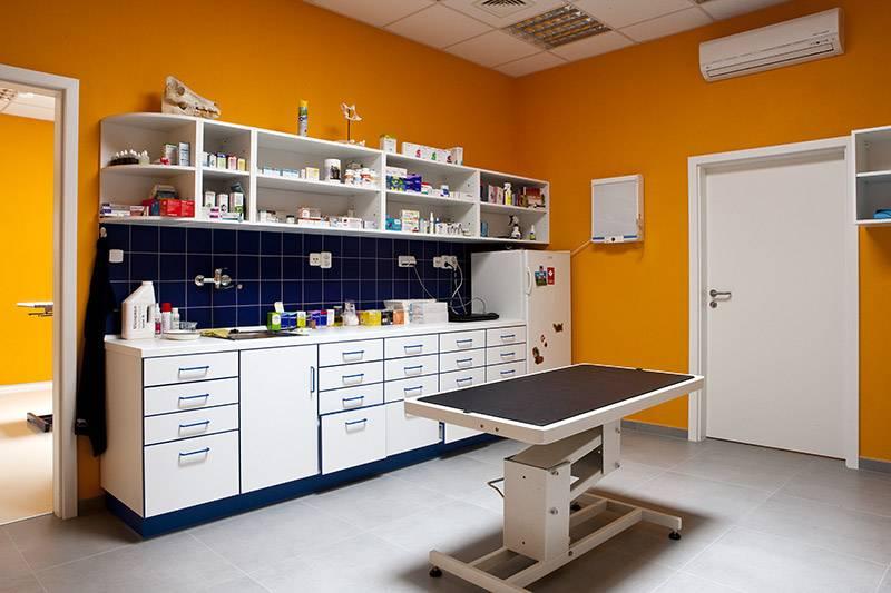 ordinace Veterinární nemocnice Cb-Vet s.r.o., České Budějovice